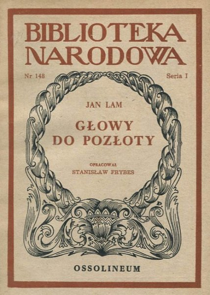 LAM Jan - Głowy do pozłoty.