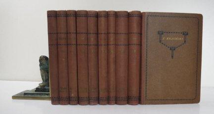 Krasiński Zygmunt - Pisma. T. 1-10.
