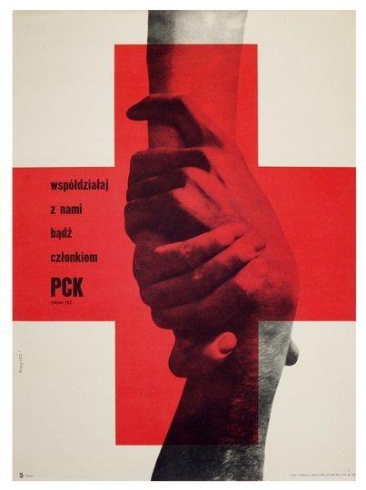 WSPÓŁDZIAŁAJz nami, bądź członkiem PCK. 1972