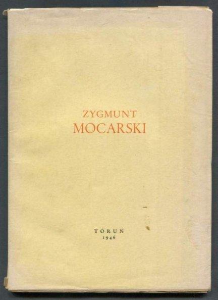 Zygmunt Mocarski. Toruń 1946.