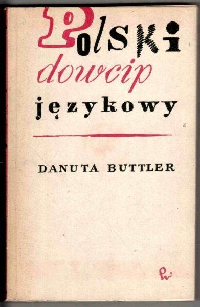 Buttler Danuta - Polski dowcip językowy