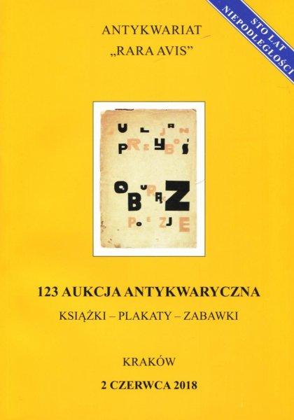 KATALOG AUKCYJNY - AK123