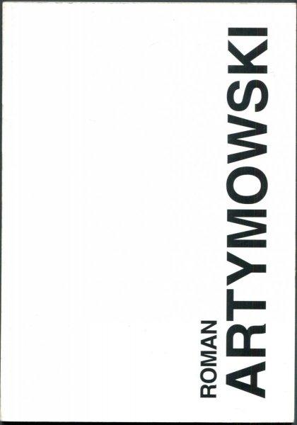 Akademia Sztuk Pięknych im. W.Strzemińskiego w Łodzi, Państwowa Galeria Sztuki w Łodzi. Roman Artymowski 1919-1993. Akwarele.