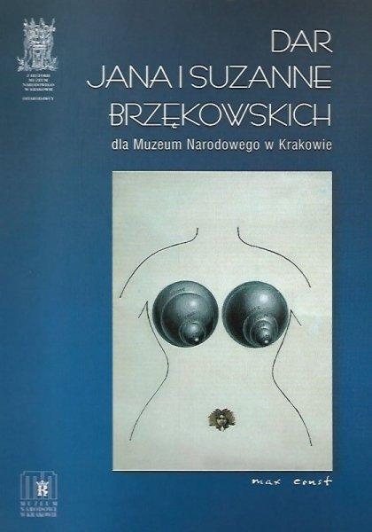 Godyń Danuta - Dar Jana i Suzanne Brzękowskich dla Muzeum Narodowego w Krakowie