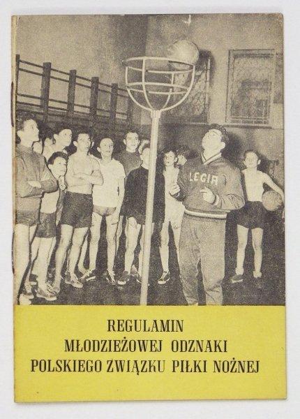 Regulamin Młodziezowej Odznaki Polskiego Związku Piłki Nożnej