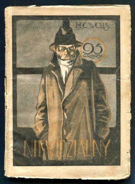 Wells Herbert George - Niewidzialny.