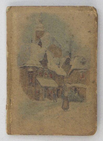 KalendarzykMotylek. 1924.