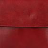 Listonoszka Skórzana VITTORIA GOTTI Made in Italy Czerwona