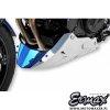 Pług owiewka spoiler silnika ERMAX BELLY PAN BMW  F 800 R 2009 - 2014