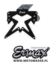 Mocowanie rejestracji ERMAX FENDER ELIMINATOR SUP09