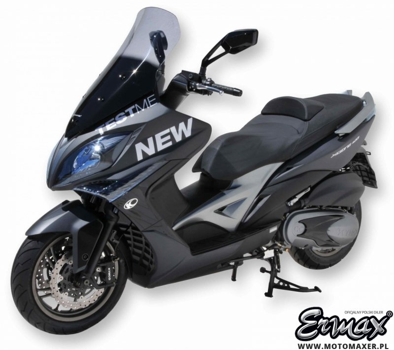 Szyba ERMAX SCOOTER HIGH 70 cm Kymco XCITING 400 2013 - 2016