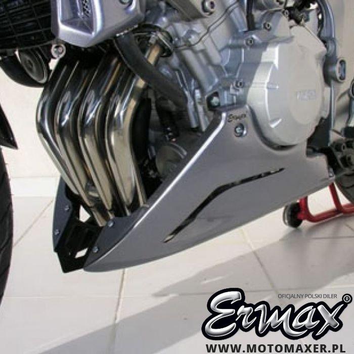 Pług owiewka spoiler silnika ERMAX BELLY PAN Yamaha FZ6 FZ6N FAZER S2 2004 - 2010