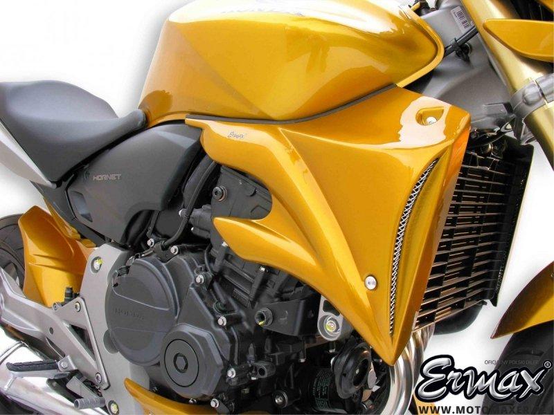 Wloty powietrza osłona chłodnicy AIR SCOOPS ERMAX Honda CB600 HORNET 2007 - 2010