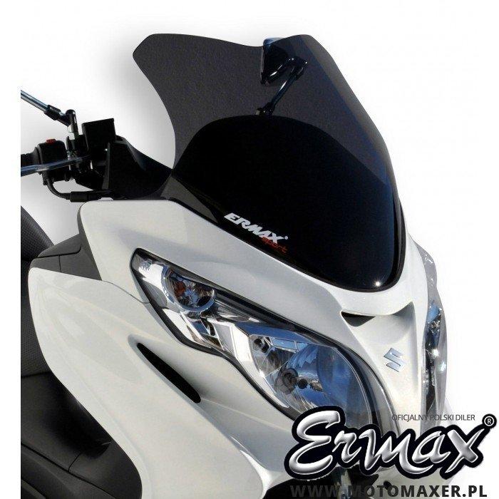 Szyba ERMAX SCOOTER SPORT 47 cm Suzuki Burgman 400 2006 - 2016