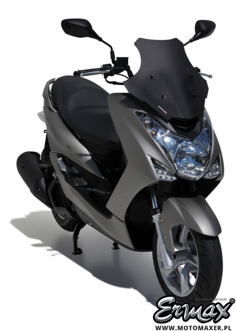 Szyba ERMAX SCOOTER SPORT 48 cm Yamaha MAJESTY S 125 2014 - 2017