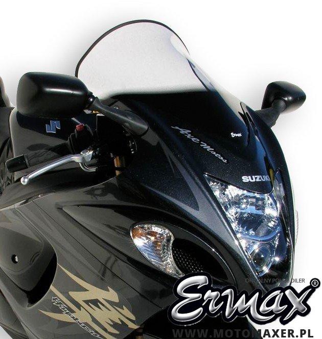 Szyba ERMAX HIGH 48 cm Suzuki GSX 1300R Hayabusa 2008 - 2019
