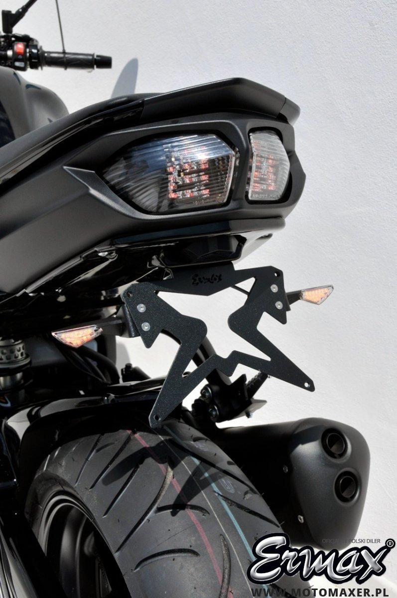 Lampa ERMAX TAILLIGHT LED kierunkowskazy Yamaha FZ8 N NAKED / FAZER 2010 - 2017
