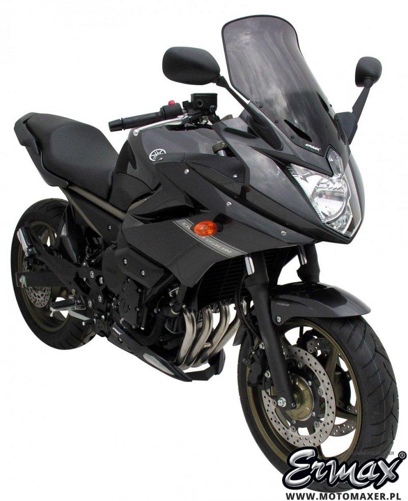 Szyba ERMAX HIGH 43 cm Yamaha XJ6 Diversion 2009 - 2017