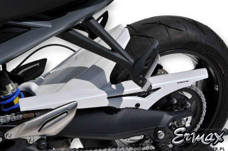 Błotnik tylny i osłona łańcucha ERMAX REAR HUGGER Triumph Street Triple 675 / 675 R 2013 - 2015