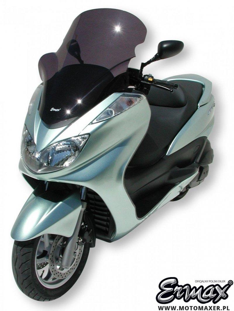 Szyba ERMAX SCOOTER HIGH 73cm Yamaha MAJESTY 400 2004 - 2008