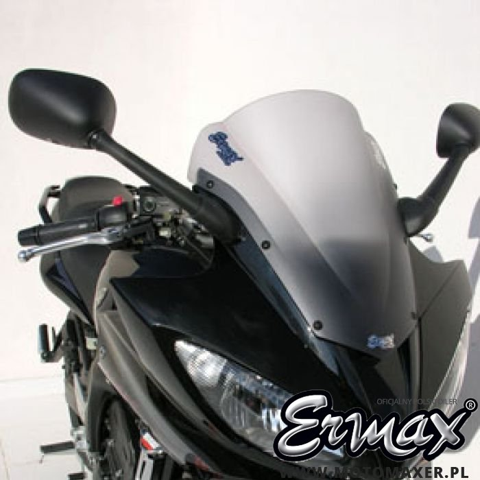 Szyba ERMAX AEROMAX Yamaha FZ6 FAZER S2 2007 -2010