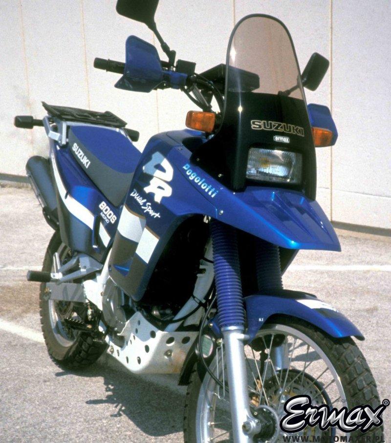 Szyba ERMAX HIGH + 10 cm Suzuki DR 800 1991 - 1999