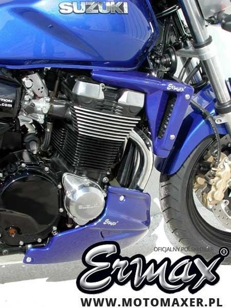 Pług owiewka spoiler silnika ERMAX BELLY PAN Suzuki GSX1400 2001 - 2007
