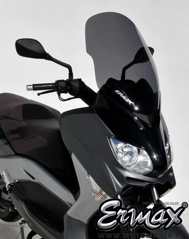 Szyba ERMAX SCOOTER HIGH + 12 cm Yamaha X-MAX 125 / 250 2010 - 2013