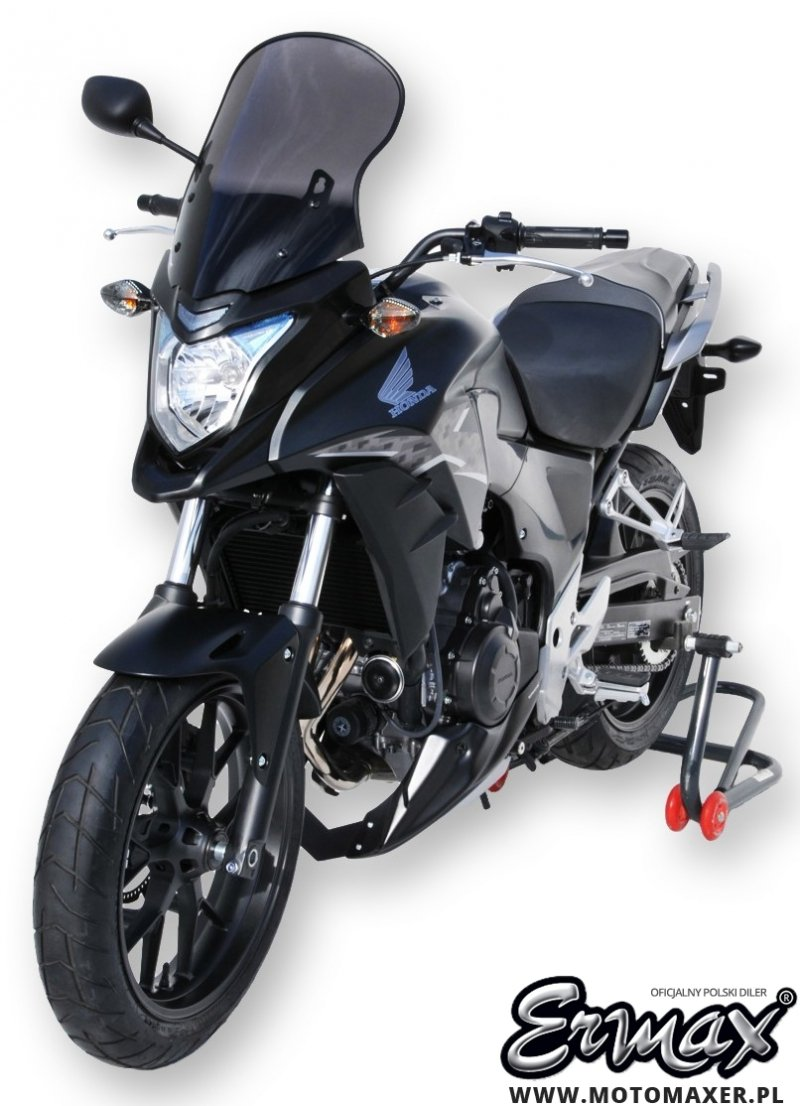 Szyba ERMAX HIGH 46 cm Honda CB500X 2013 - 2015