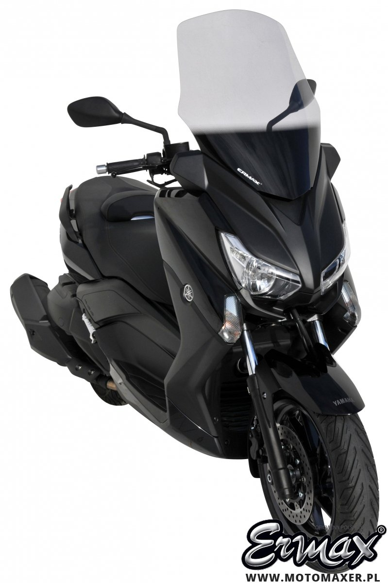 Szyba ERMAX SCOOTER HIGH 62 cm Yamaha X-MAX 125 / 250 2014 - 2017