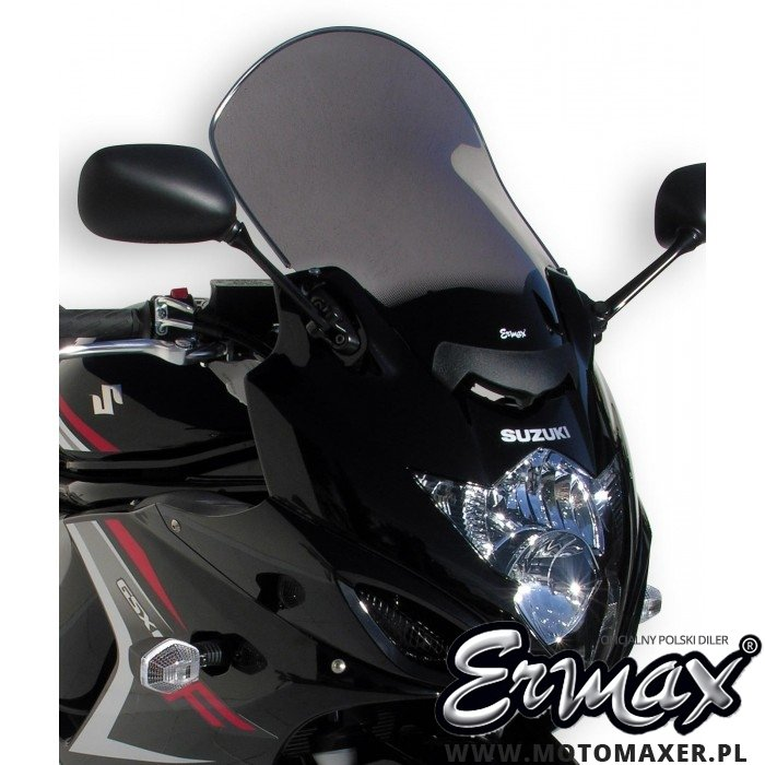 Szyba ERMAX HIGH 45 cm Suzuki GSX 1250 FA 2010 - 2016