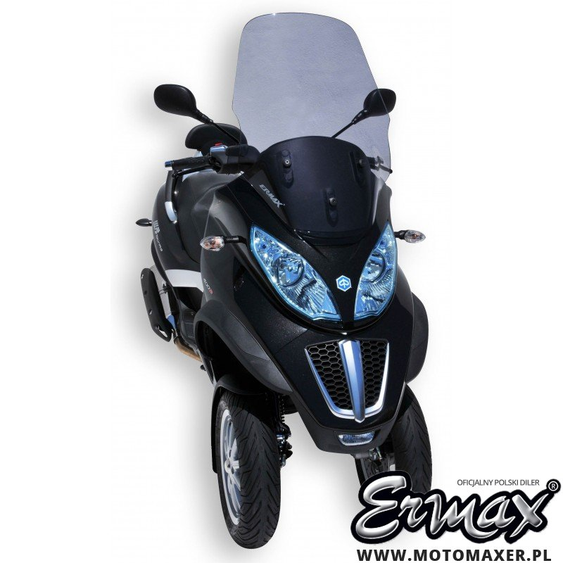 Szyba ERMAX WS SCOOTER HIGH HP + 10 cm