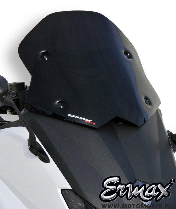 Szyba ERMAX SCOOTER SPORT 45 cm Yamaha TMAX 530 2012 - 2016