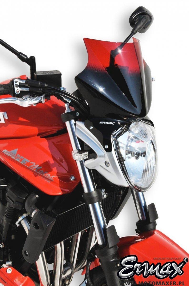 Szyba ERMAX SPORT 22 cm Suzuki GSF 650 BANDIT N 2009 - 2015