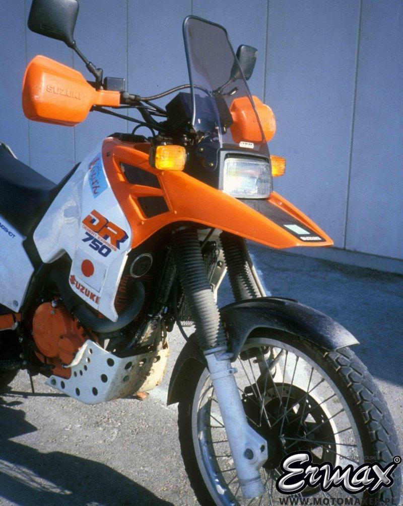 Szyba ERMAX HIGH + 15 cm Suzuki DR 750 / 800 1988 - 1990