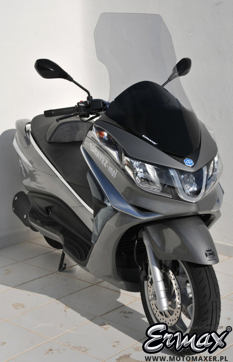 Szyba ERMAX WS SCOOTER HP HIGH