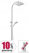 ARMATURA KRAKÓW - Zestaw natryskowy NIKE z baterią termostatyczną 5706-912-00