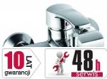 ARMATURA KRAKÓW - KWARC bateria wannowa  KFA 4204-010-00