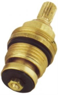 ARMATURA KRAKÓW - Głowica suwakowa uniwersalna G1/2 do baterii dwu uchwytowych ( na pokrętła ) 882-400-98