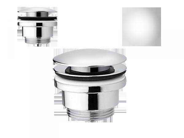 VEDO - korek umywalkowy klik-klak CHROM UNO VSY4000