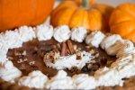 Pomysł na jesienny tort dekoracyjny