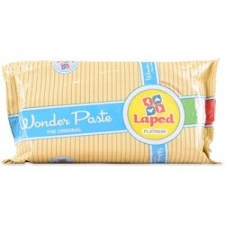 Masa Cukrowa LAPED WONDER PASTE Żółta 1kg