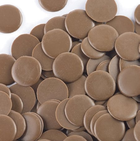 Milk Chocolate Couverture 34% | Czekolada Mleczna 34% | 5kg