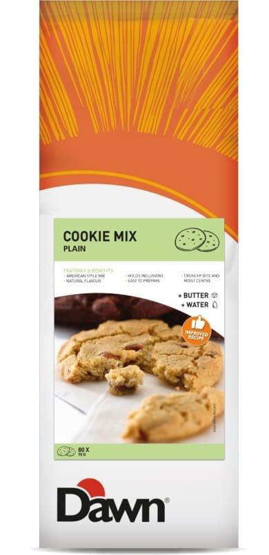CIASTKO AMERYKAŃSKIE COOKIE MIX DAWN FOODS WANILIA 3,5 KG