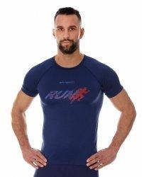 BRUBECK RUNNING AIR PRO koszulka sportowa męska