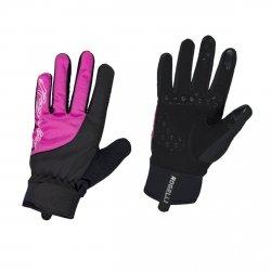ROGELLI STORM cienkie zimowe rękawiczki damskie