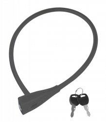 FORCE Zapięcie silikonowe na klucz 65cm/10mm