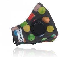 xBREATHE Candy Maska Antysmogowa PM2,5, PM10