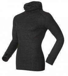 ODLO WARM FACEMASK Koszulka termoaktywna damska