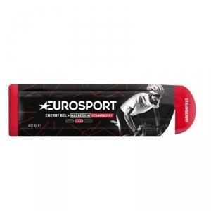 EUROSPORT NUTRITION Żel energetyczny Truskawka + Magnez 40g